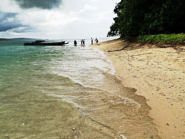 Jolly-Buyo-Island in Andaman Package