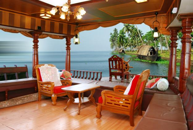 houseboat in kerala package